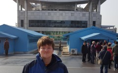 DGS student tours North Korea over winter break