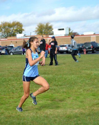 Katie Stapleton strives for greatness