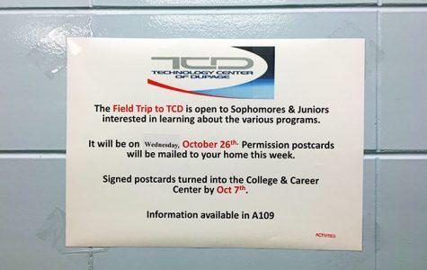 TCD Field Trip