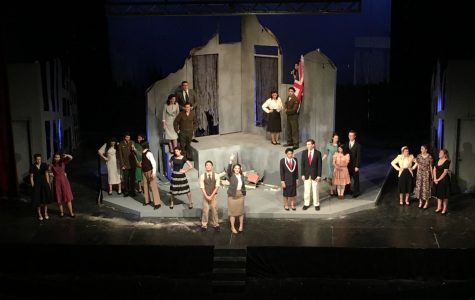 """""""Front"""" opens the curtain to new challenges for actors"""