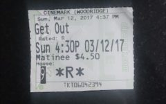 """""""Get Out"""" made me want to stay in the movie theater on the edge of my seat"""