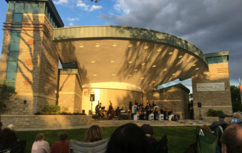 """DGS Jazz Bands perform annual """"Jazz In the Park"""" concert in Fishel Park"""