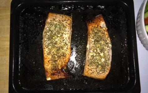 Fishy Weeknight Dinner