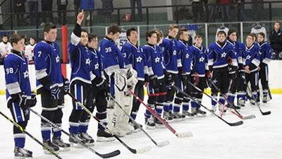 Dupage Stars hockey team shooting for improvement