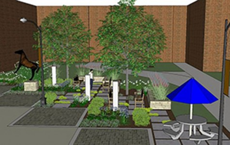 Downers Grove growing peace in new memorial gardens