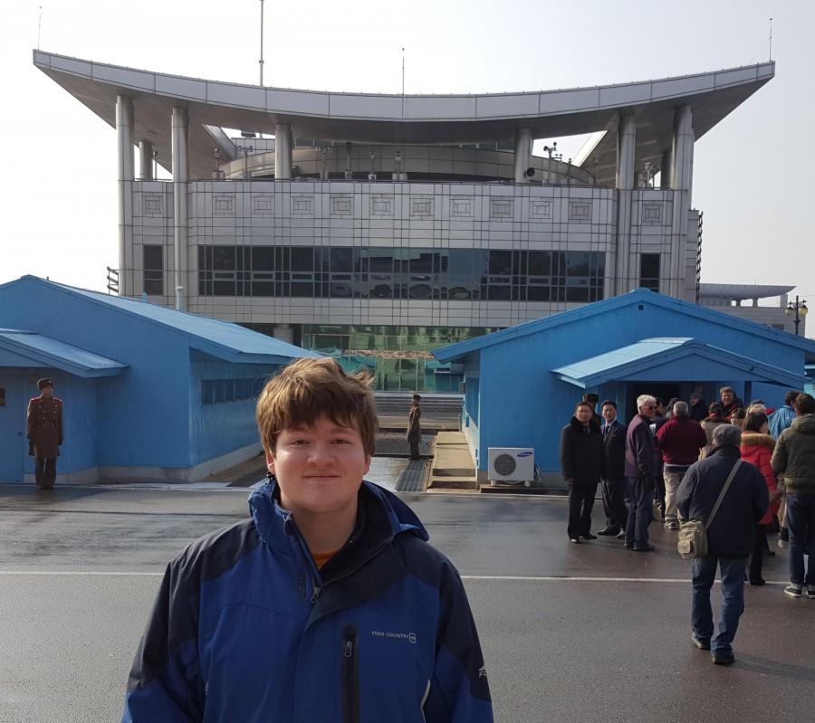 dgs student tours north korea over winter break blueprint