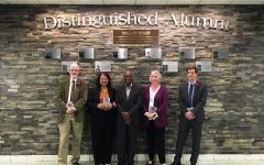 DGS graduates chosen to be on the Distinguished Alumni Wall of Honor