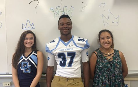 Homecoming Court finalists announced