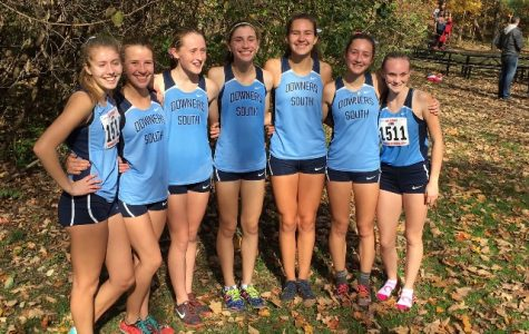 DGS girls cross country team making history