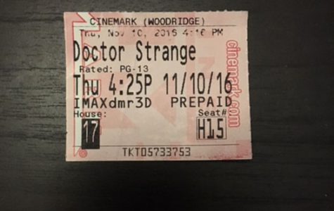 Doctor Strange conjures a B+, laying exciting future for Marvel