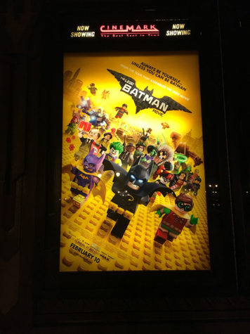 Everything is awesome in 'The Lego Batman Movie'