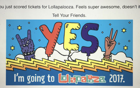 Chicago empty your bank accounts: Lollapalooza 2017 is officially on its way