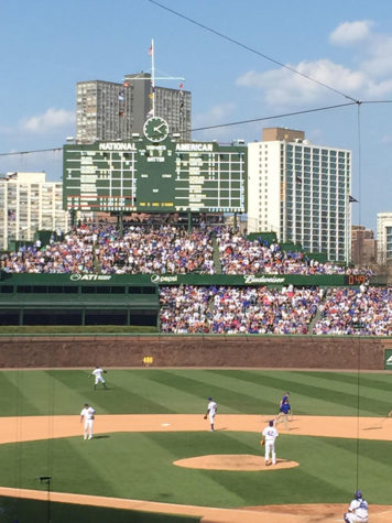 Cubs need to get back to baseball