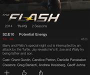 Flash Races Past Expectations
