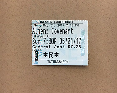 'Alien: Covenant' a hit or miss experience