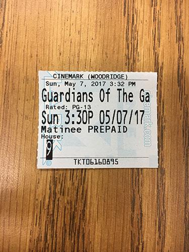 Guardians of the Galaxy Vol. 2 continues Marvels success