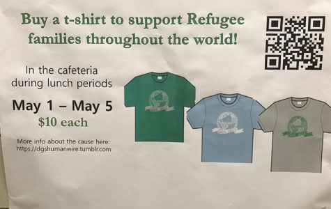 DGS global connections classes support refugee families