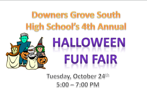 Halloween fun fair fast approaching