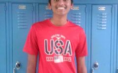 Freshman Friday: Lestin Kandakudy