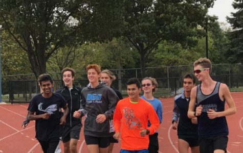 Boys' cross country team may run straight into history books