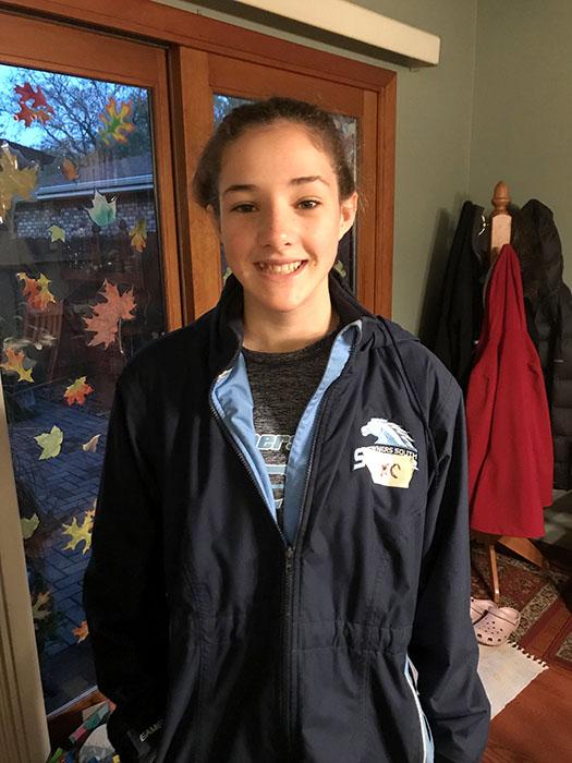 Freshman Friday: Rebecca Diddia