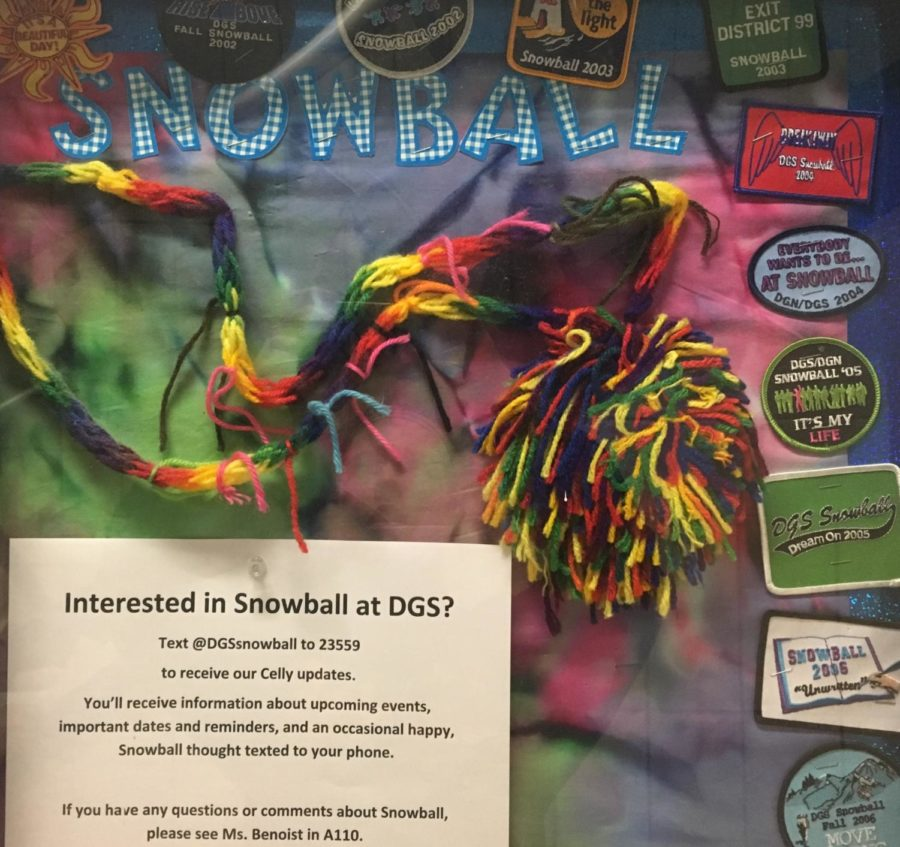 Operation Snowball creates 'a community of caring'
