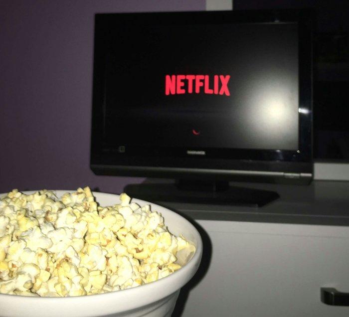 Top ten Tuesday: TV shows on Netflix