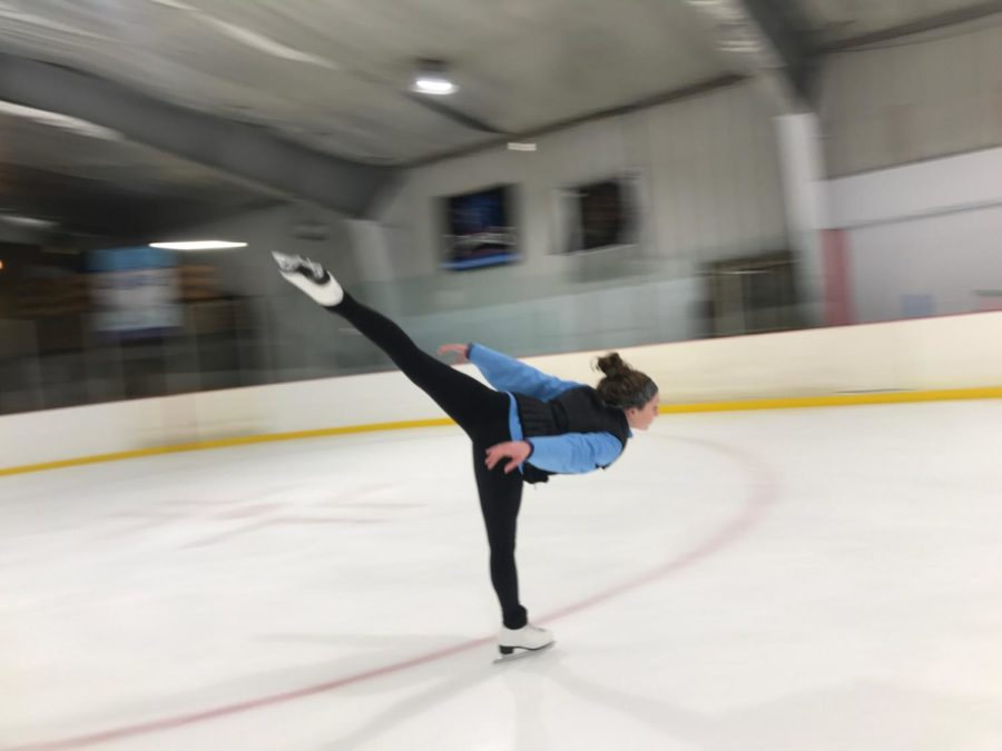 Eat, sleep, skate: Josey aims for a successful season