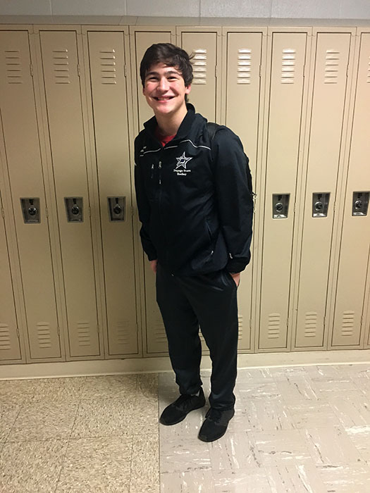 Freshman Friday: Nathan Gustafson