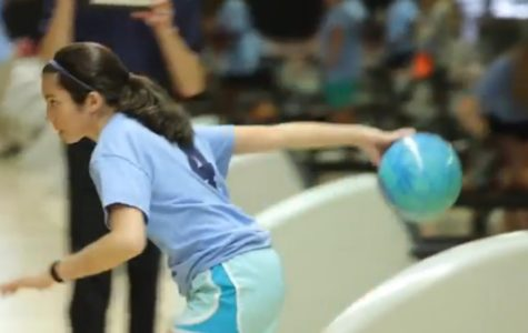 Girls bowling 'strikes' attention at DGS