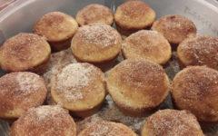 Cinna-nut Muffins: a sugary twist to the average doughnut