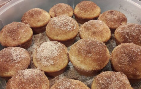 Cinna-nut Muffins: a sugary twist to the average doughnut