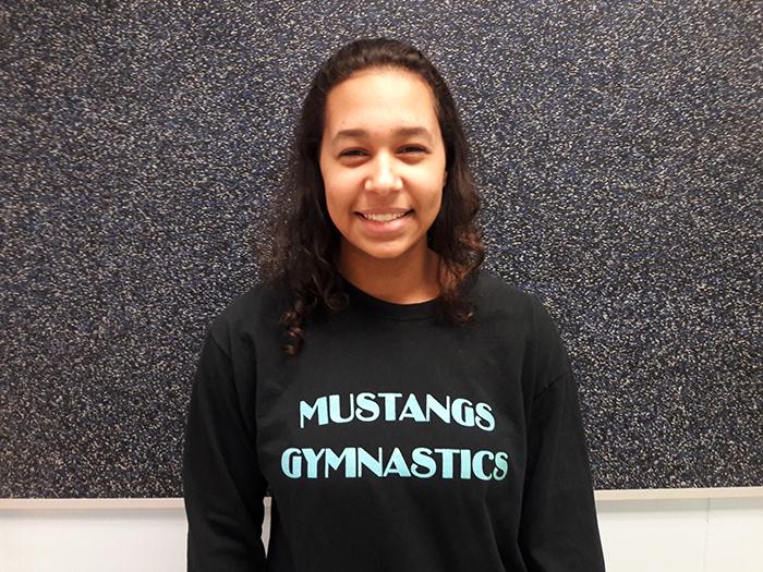 Freshman Friday: Lauryn Mobley