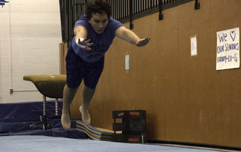 Freshman Friday: James Riedel