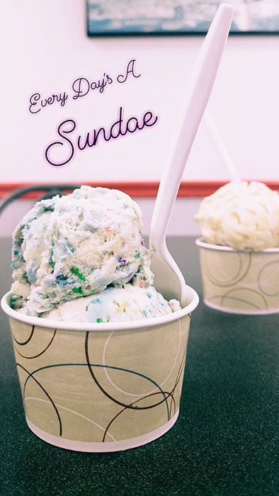 Every Day's A Sundae is mint to be
