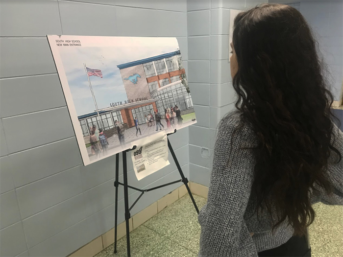 Master facility plan to appear on March ballot