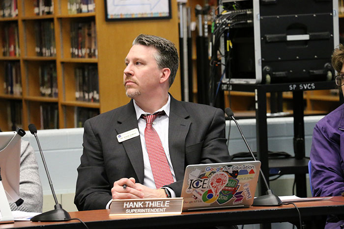 Administration apologizes after missing the mark with forum