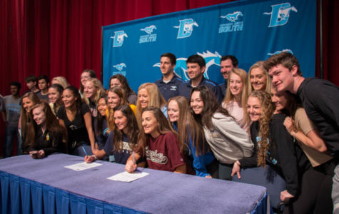 DGS signing day features 29 student athletes
