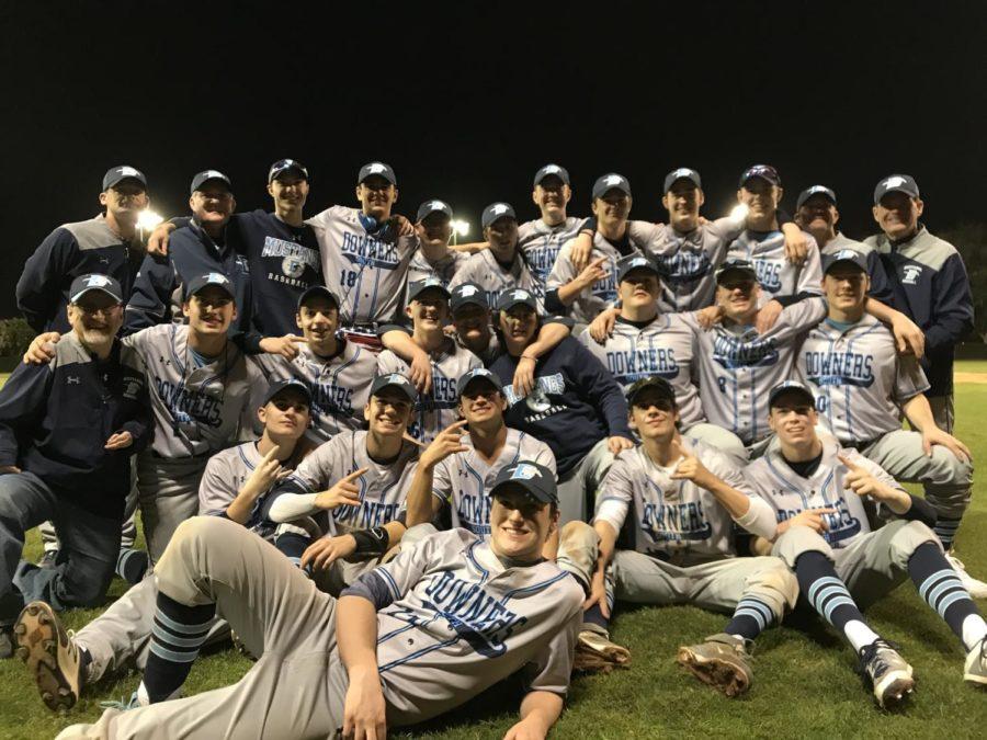 California baseball trip a DGS success