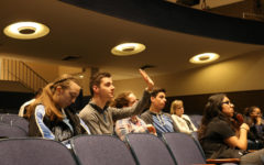 Administration holds open-discussion forum