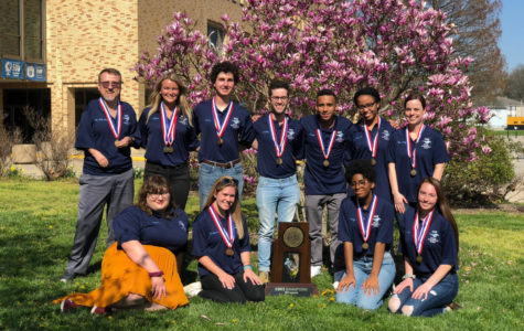Blueprint wins IHSA Journalism State Championship