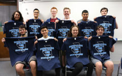 Math team sends 13 members to state competition