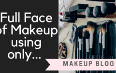 Same old, same old: makeup tutorials fall flat