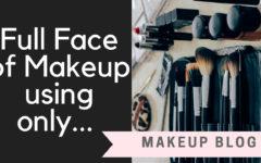 Same old, same old: makeup tutorials fall flat
