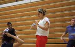 Conrad cultivates compassionate culture as new girls' volleyball head coach