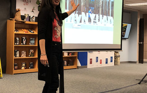 Author Justina Chen inspires teens through storytelling
