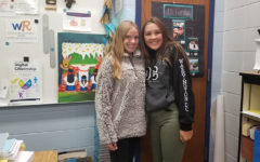 Freshman Friday: Olivia Sasnau and Kyla Wasler