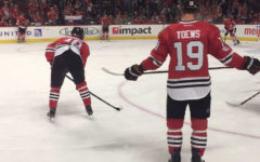 Chicago Blackhawks open their season with a bang