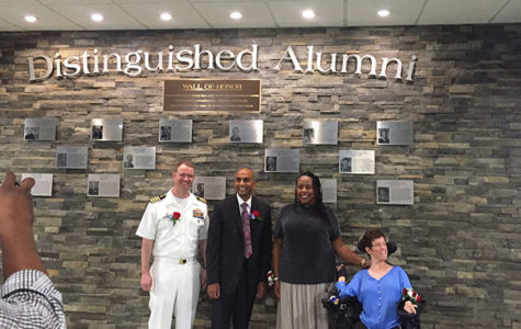 Five distinguished alumni inducted into hall of fame