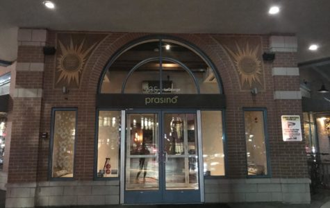 Prasino brings organic food to a whole new level